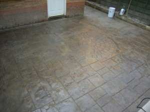 Paving After
